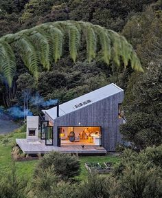 Back Country House LTD Studio Architects Puhoi #NewZealand - Architecture and Home Decor - Bedroom - Bathroom - Kitchen And Living Room Interior Design Decorating Ideas - #architecture #design #interiordesign #homedesign #architect #architectural #homedecor #realestate #contemporaryart #inspiration #creative #decor #decoration