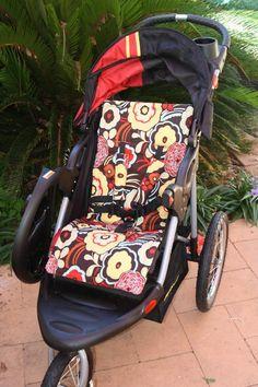 (9) Name: 'Sewing : Stroller Pad Liner, Car seat Liner