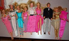 80s barbies | 80s barbie collection | Flickr - Photo Sharing!