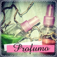 Roxxo Blog: COME FARE UN PROFUMO Voss Bottle, Water Bottle, Perfume Recipes, Natural Cosmetics, Perfume Bottles, Fragrance, Handmade, Beauty, Hobby