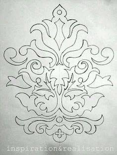 مجموعة رائعة من رشمات الطرز باليد Tarz   تعليم الطرز رشمات الطرز