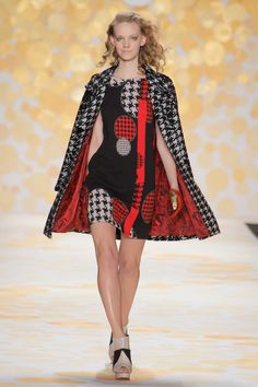 FALL 2014 RTW DESIGUAL COLLECTION