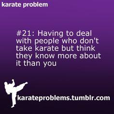 Karate Problems: Photo