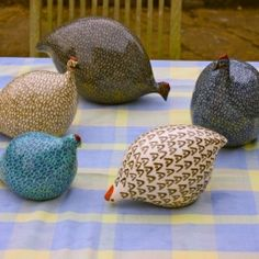 Ceramic Birds from Harpermack.com