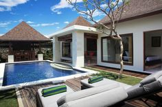 2 bedroom villa at The Haere Seminyak - a perfect gateway with your family. #villa #bali #seminyak - http://www.thehaereseminyak.com/