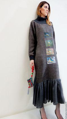 Магазин мастера Boho love: платья, кофты и свитера, верхняя одежда, блузки, жилеты