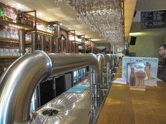 Moeder Lambic pub, Brussels