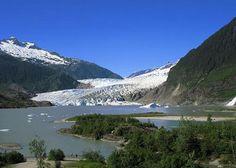 Mendenhall Glacier, AK