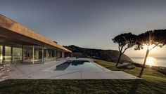 House Rehabilitation In Begur / MANO Arquitectura / Costa Brava, Spain #architecture #houses #costabrava
