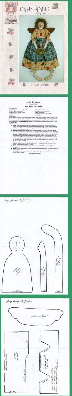 MARIA PHILLO- ANJO ANNIE DE JARDIM