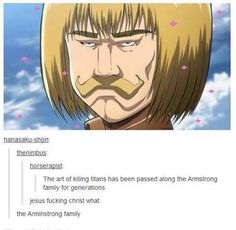 Omg this fullmetal alchemist and attack on titan crossover is the best thing ive seen in a long time XD