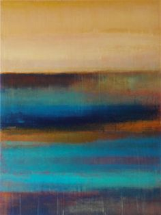 Original art for sale at UGallery.com | The Setting by Denise Choppin / http://www.ugallery.com/ac...