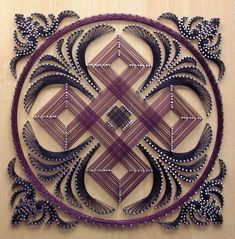 But seriously, I couldn't...string art | String Art by Remus Hubati | Art, inspiration, design