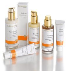 Dr. Hauschka SkinCare. Started using this product about a month ago. I am really suprised how my skin feels. The weather and ever changing climate on the road was seriously drying out my face.
