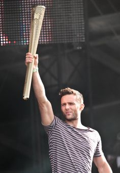 Harry Judd of McFly performs on stage during BT London Live at Hyde Park on August 4 2012 in London United Kingdom