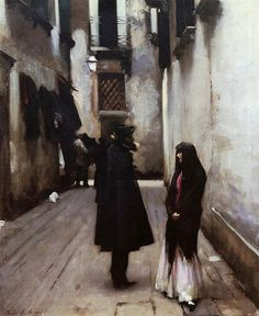 The Cashmere Shawl - John Singer Sargent - WikiArt.org