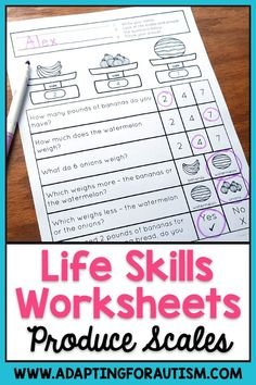 28 Safety Skills Worksheets Life Skills Worksheets for Special Education and Autism √ Safety Skills Worksheets . Outdoor Safety for Preschoolers School Age Activities, Life Skills Activities, Life Skills Classroom, Autism Classroom, Classroom Activities, Environmental Print, Preschool Special Education, Learning Letters, School Psychology