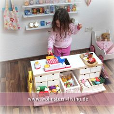 Caro´s - Fotografie, Design & Wohnen: Do it Yourself Kaufladen! :)