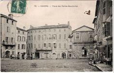 Place de la Libération_Cahors
