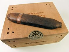Berger and Argenti Fatso Butterball Cigars