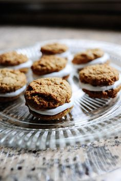 Oatmeal Whoopie Pies by Ree Drummond / The Pioneer Woman, via Flickr