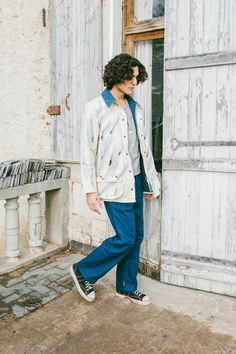 Tulpa Trek (AW16) collection by STORY mfg. STORY mfg was born out of a desire for a more authentic, fulfilling and kind approach to fashion -- one that wouldn't involve a trade-off between aesthetic and sustainability.