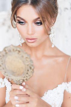wedding look+ wedding+beautiful+sexy hair+love+bridal+bridal look+свадебная прическа+ свадебный образ для невест.