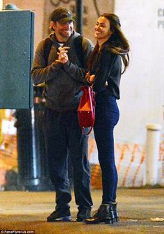 Bradley Cooper and Irina Shayk made out at Met Gala after-party #dailymail