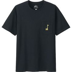 MEN SPRZ NY SHORT SLEEVE GRAPHIC T-SHIRT (JASON POLAN), BLACK