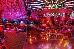 Dukes nightclub dancefloor - Brussels - Belgium