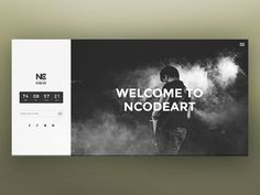 NC-Attract Coming-Soon Page by NCodeArt, dribbble