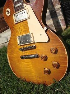 2013 Gibson Collector's Choice 8 The Beast Aged Les Paul Custom Shop CC8 RARE | eBay