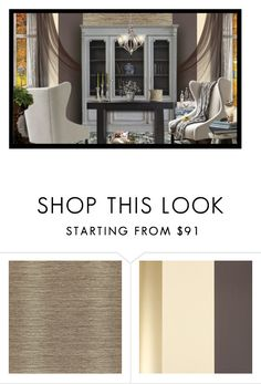 """""""As the leaves change"""" by rareworthy ❤ liked on Polyvore featuring interior, interiors, interior design, home, home decor, interior decorating, Zoffany and Osborne & Little"""