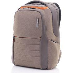 Samsonite Garde 15.6 Inch Laptop Backpack in Grey | Buy Laptop Cases & Bags