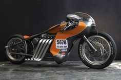 Odins Fury - Gonzo Motorcycles Nimbus Type C ~ Return of the Cafe Racers
