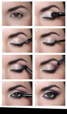 5 Inspirational Eye Make-Up Ideas From Pinterest