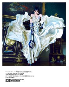 Alive!   London | ph. John-Paul Pietrus | Harper's Bazaar China October 2012