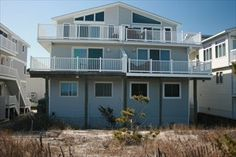 9 84th, Sea Isle City NJ Vacation Rental - BHHS Fox & Roach Ocean front