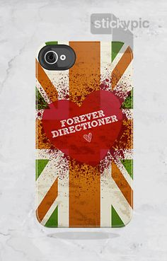 Forever Directioner iPhone 4S/4 case by stickypic, $40.99 One Direction