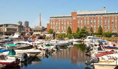 Residence Inn Boston Harbor on Tudor Wharf Boston's rich history is right outside your door when you stay at the Residence Inn Boston Harbor on Tudor Wharf.    Our all-suite hotel is conveniently located within walking distance of downtown... #Apartment #Hotel  #Travel #Backpackers #Accommodation #Budget