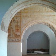 Ruinas romanas de São Cucufate.  Alentejo - PORTUGAL.  www.casanaaldeia.com