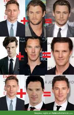 Mother.... of.... Neptune.........all of these are perfection......... ESPECIALLY HiddleBatch