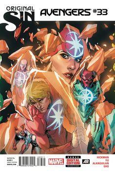 Avengers #33 (Issue)