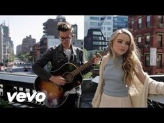 Sabrina Carpenter - Right Now (NYC Acoustic) - YouTube