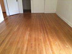 Four Corner Floors LLC - Jamaica, NY, United States. Natural Color Satin Finish.