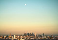 Los Angeles, CA. Home sweet home...
