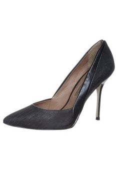 High Heel Pumps - nappa minilizard