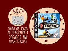 3Xtreme  - Gameplay comentado em português [ABC do PS1]