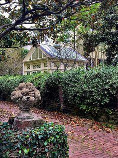 Charleston greenhouse