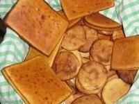 Salvadoran Sweet Cheese Poundcake- Quesadilla
